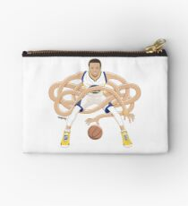 Gnarly Handles - Curry white Studio Pouch