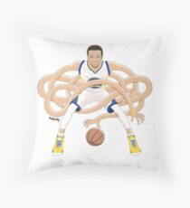 Gnarly Handles - Curry white Floor Pillow