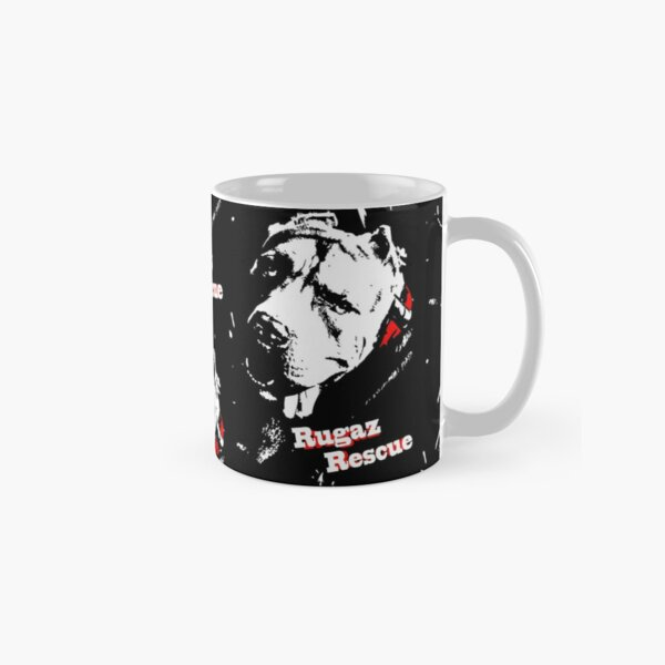 "Rugaz Rescue | ""It Ain't Black & White"" Classic Mug"