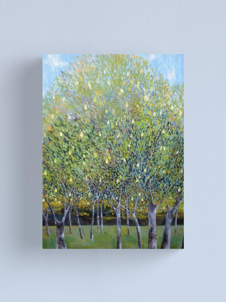 Alternate view of Untitled Landscape Canvas Print