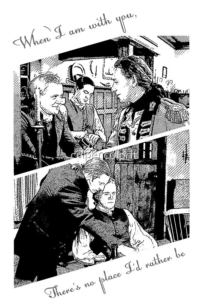 Towndré & Townhull Comic by culperculprit