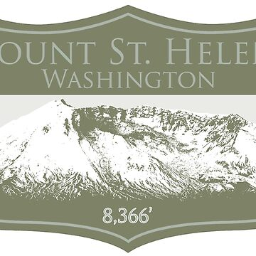 Mount St. Helens by av8id