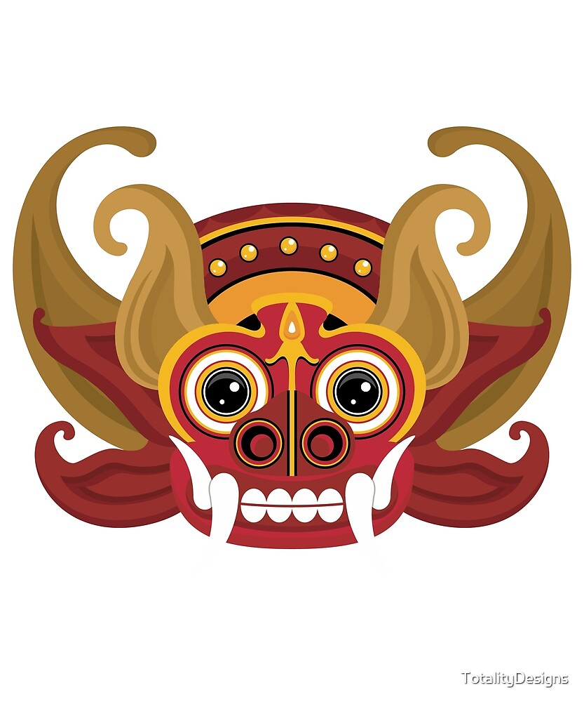 Barong Bali Evil Demon Awesome by TotalityDesigns