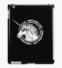 Unicorn Life iPad Case/Skin