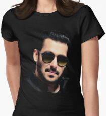 Salman Khan Tshirt Women's Fitted T-Shirt
