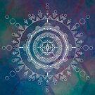 Mandala : Wishes by danita clark