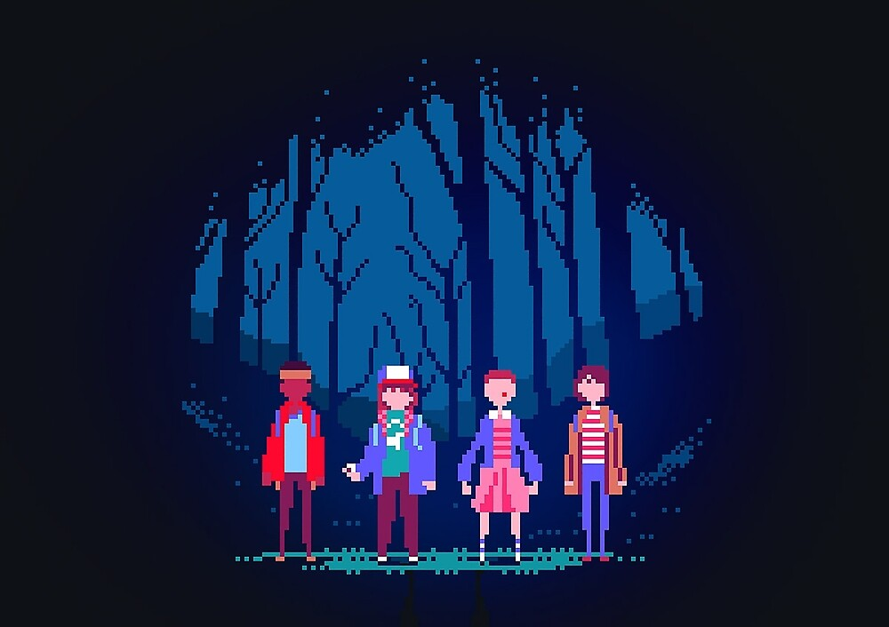 Stranger Things by Butcherjulia