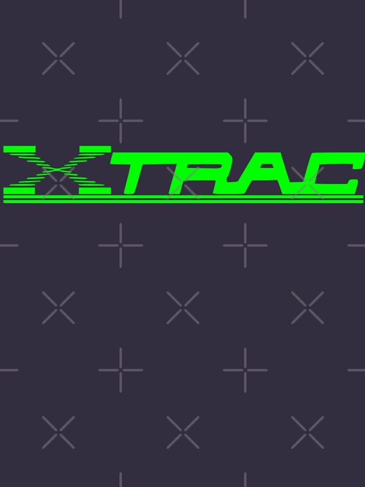 XTRAC logo by purpletwinturbo