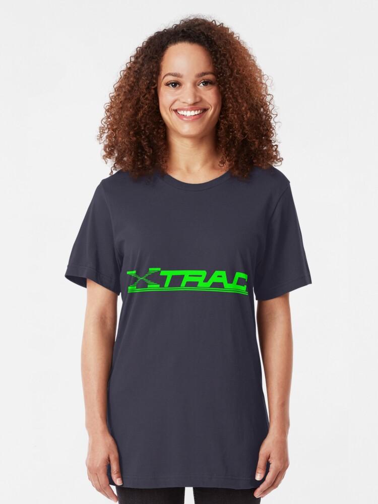 Alternate view of XTRAC logo Slim Fit T-Shirt