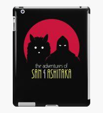 The Adventures of San & Ashitaka iPad Case/Skin