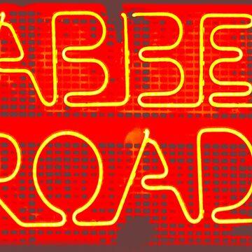 Abbey Road London by dr3izehn