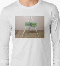 Mounted cross Long Sleeve T-Shirt