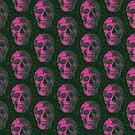 Skulls by fuxart
