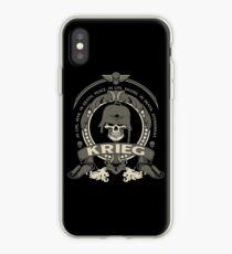Vinilo o funda para iPhone Krieg - Edición limitada-SE