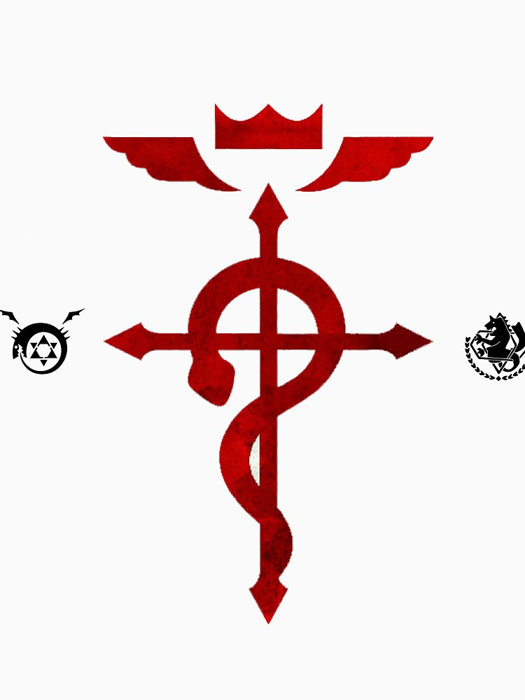 The Logo On Edward Coat Between The Homonculus And The State