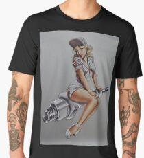 sticker voor Jan Men's Premium T-Shirt