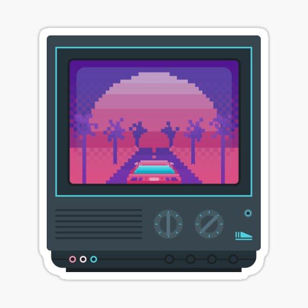 Nostalgia trip Sticker
