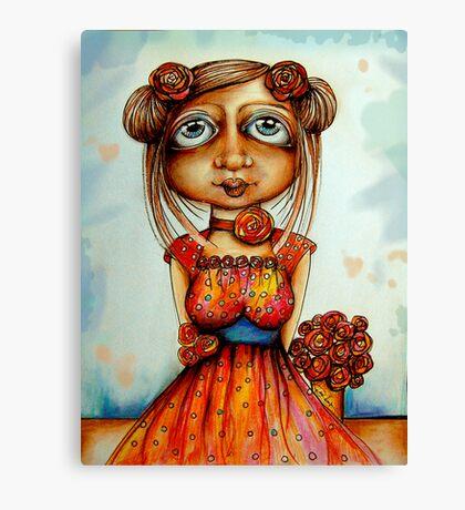 Sweet Rosie Canvas Print