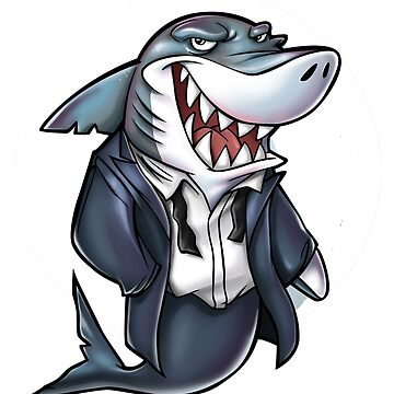 I m sharper than Shark  by zahraali
