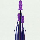 Grape Hyacinth by Sybille Sterk
