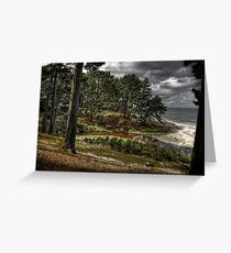 The Pines shoreham beach Greeting Card