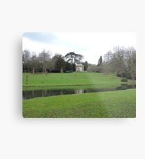 Ancient Virtue, across the water Metal Print
