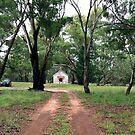 church in the bush ~ near Grenfell, NSW, Australia by Jan Stead JEMproductions