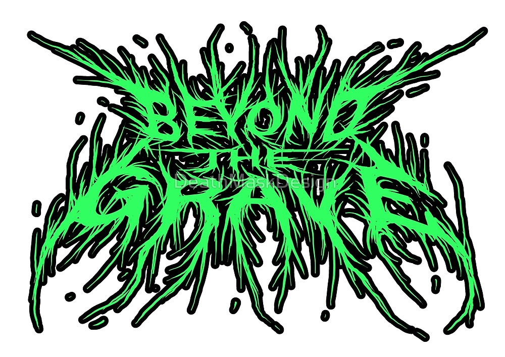 BTG - neon green outlined by DeathMaskDesign