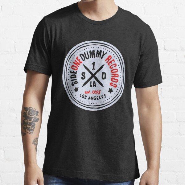 Side One Dummy alternative Logo Essential T-Shirt