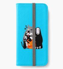 Ghibli'd Away iPhone Wallet/Case/Skin