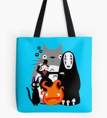Ghibli'd Away Tote Bag