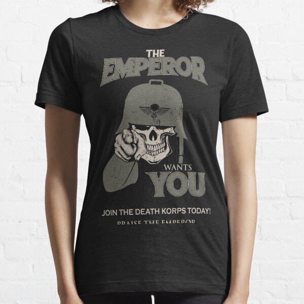 Krieg - Emperor wants you! Essential T-Shirt