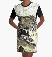 Vestido camiseta T Rex - El rey de los dinosaurios