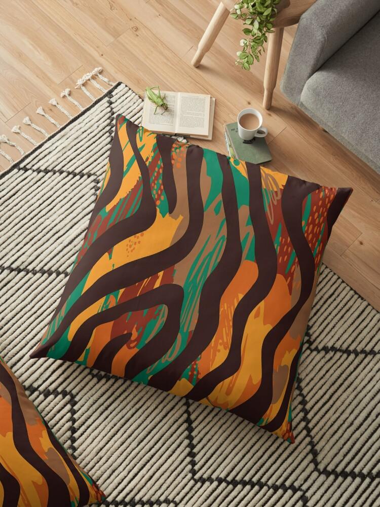 Trendy Safari Pattern by stylebytara