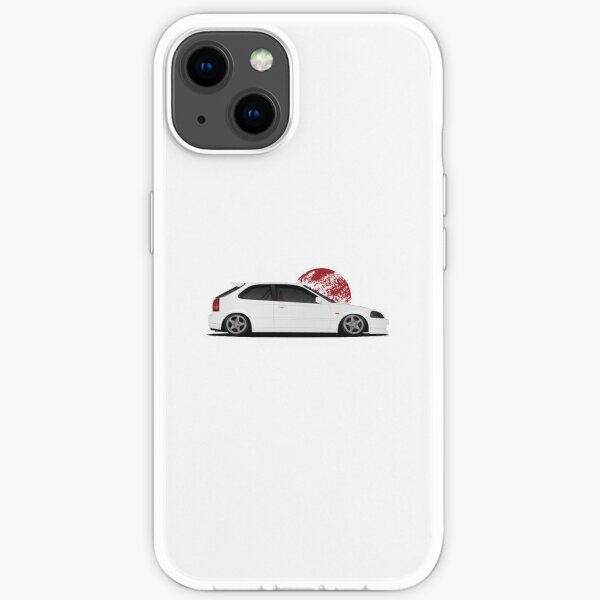 Honda Civic iPhone Flexible Hülle