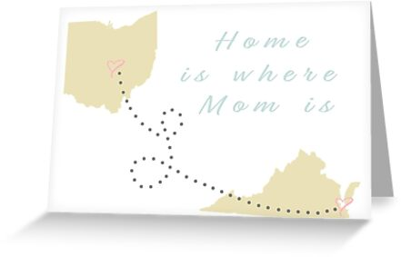 Home Is Where Mom Is by Ashels