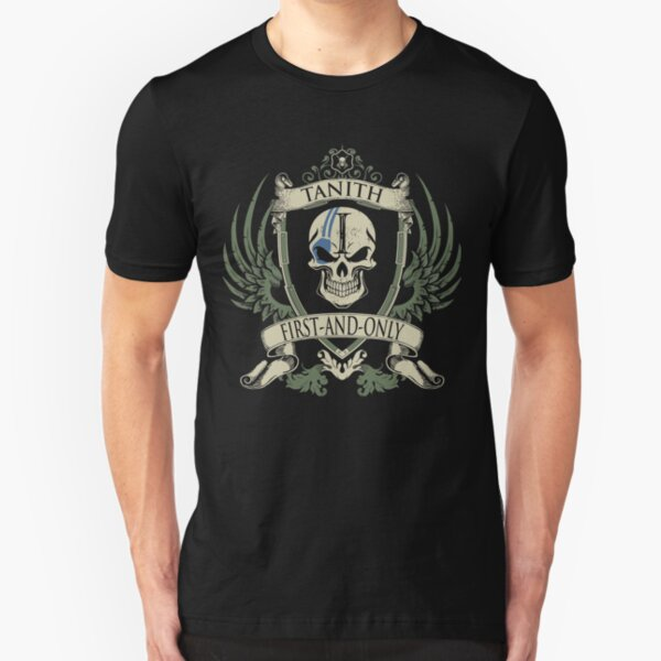 TANITH - ELITE EDITION-V2 Slim Fit T-Shirt
