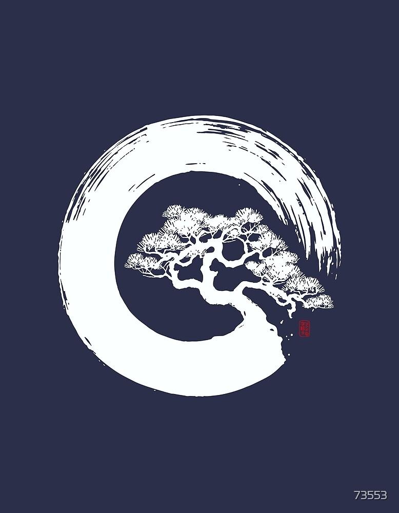 Enso Bonsai White   by 73553