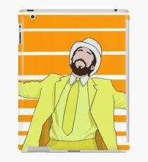 Retro Sunny Design  iPad Case/Skin