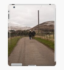 Nature Couple  iPad Case/Skin