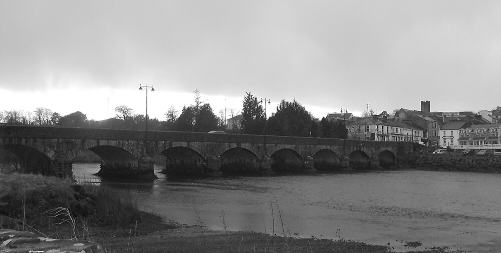 Laune Bridge Killorglin Co. Kerry Ireland by James Cronin