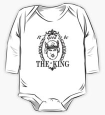 IT´S GOOD TO BE THE KING - HISTORY OF THE WORLD One Piece - Long Sleeve