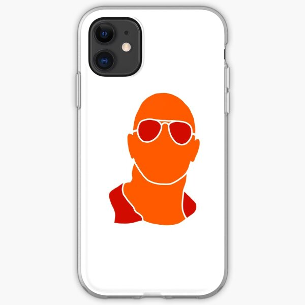 Dwayne Johnson iPhone Soft Case