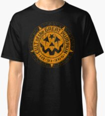 Cult of the Great Pumpkin: Alchemy Logo Classic T-Shirt