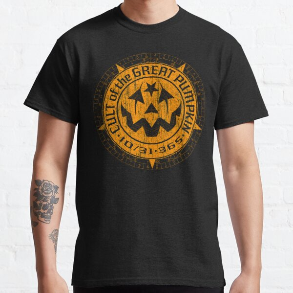 Cult of the Great Pumpkin: Alchemy Logo Classic T-Shirt