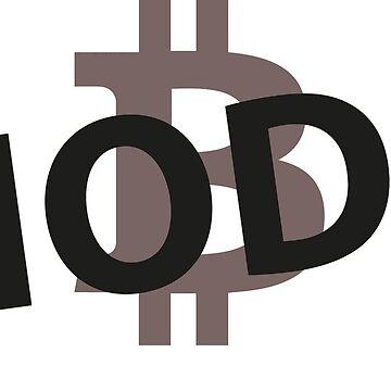 Bitcoin HODL  by sfw-media