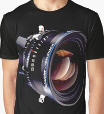 Lens  Graphic T-Shirt