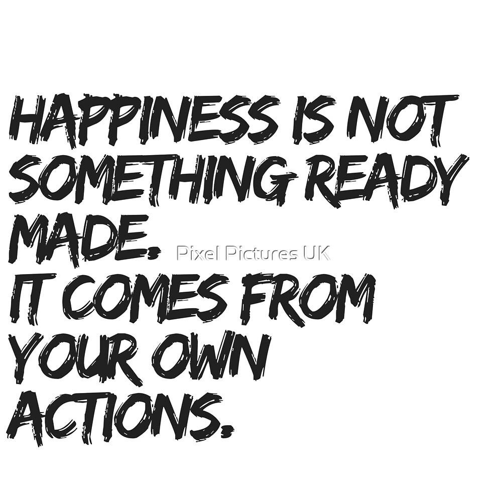 Happiness... by swrecordsuk