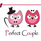 Perfect Couple/ Owl by Manana11