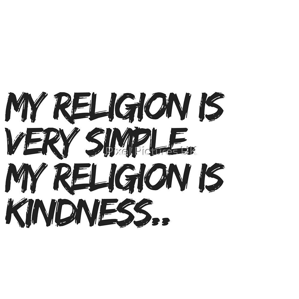 My Religion is... by swrecordsuk